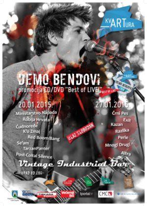 20.01.i 27.01.2015. promocija demo bendova (plakat)