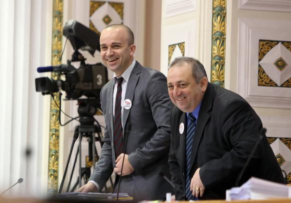 Sjednica Hrvatskog sabora 11.02.2015